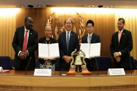WMU, Nippon Foundation launch new Ocean Institute