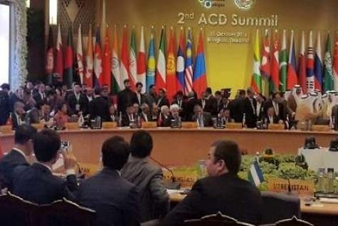 روحانی: قدرتمندتر شدن آسیا در گرو خودباوری و همگرایی است