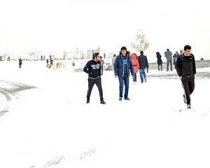 تعطیلات زمستانی مغلوب شد
