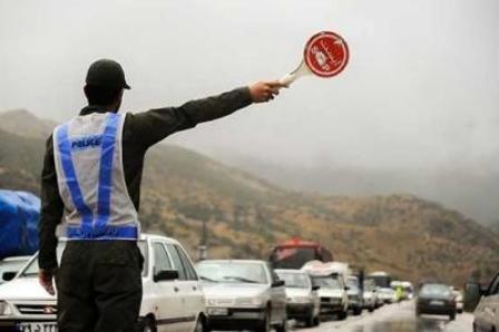 جزئیات محدودیتهای ترافیکی همه محورهای مواصلاتی کشور