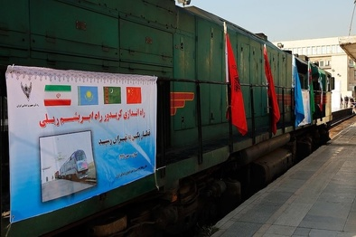 رشد ترانزیت ریلی در ایران و تحلیل شاخصهای آن