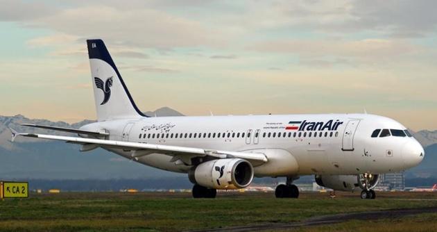 بدی هوا، پرواز اصفهان به رامسر را زمینگیر کرد