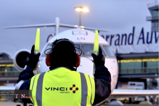شرکت فرودگاهها به دنبال قرارداد برد-برد با «ونسی» فرانسه است