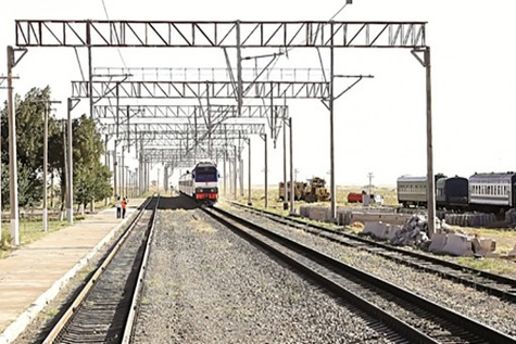 Electrification to Qarshi completed