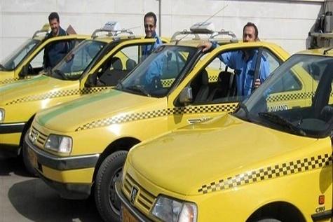 افزایش 20 درصدی نرخ کرایه تاکسی ها درزنجان