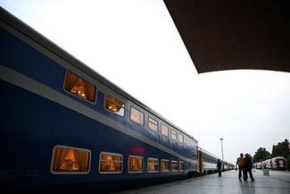 ◄ گزارش تصویری خاتمه ایرانگردی گردشگران آلمانی با قطار زندگی رجا