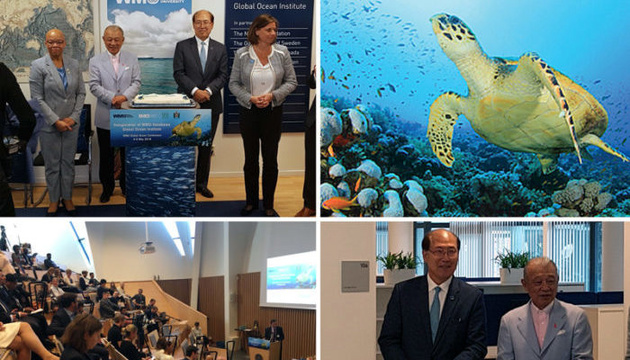 New Global Ocean Institute launched