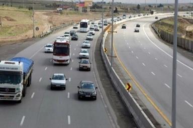 تردد در جادههای استان مرکزی اسفند ماه جاری ۳۰ درصد کاهش یافت