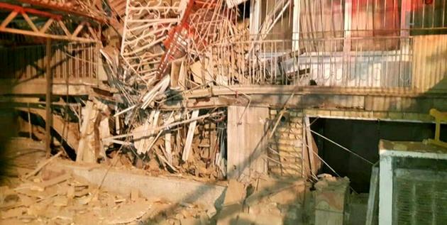 شهروندان هیچگونه ساخت و سازی را بدون نظارت مهندسین انجام ندهند