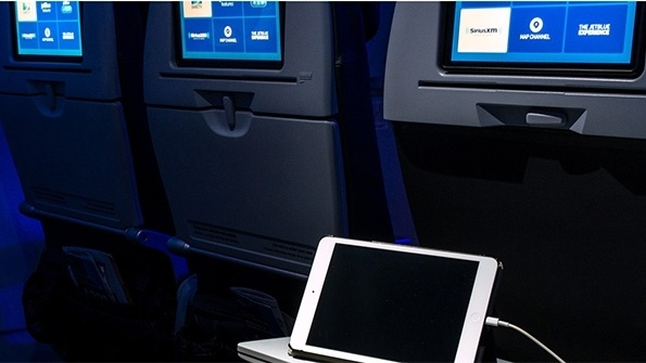 Passengers demanding on-ground Wi-Fi experience in the air