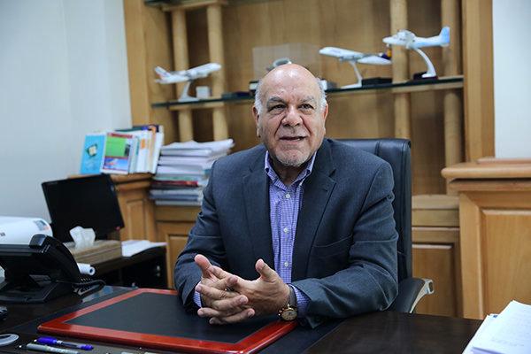 ایران میتواند با شرکتهای هواپیمایی وارد مذاکره شود