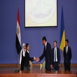 Ukraine and Egypt Agree Ports Partnership