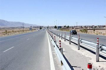 شانهسازی بیش از ۲۰۰ کیلومتر از راههای استان همدان