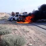 برخورد 2 خودرو در جاده شوتشر - شعیبیه یک کشته و 2 زخمی برجای گذاشت
