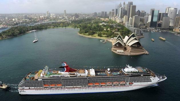 رشد گردشگری دریایی با کشتیهای کروز