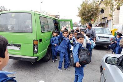 جزئیات ثبت نام رانندگان سرویس مدرسه پایتخت/ورود کرونا به سرفصل آموزشی رانندگان