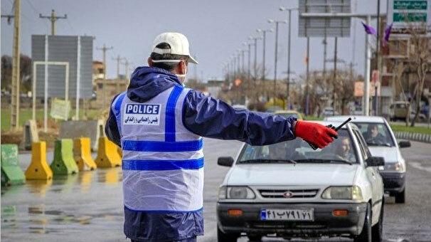 تداوم محدودیتهای تردد در جادهها/ اعلام جاده های مسدود