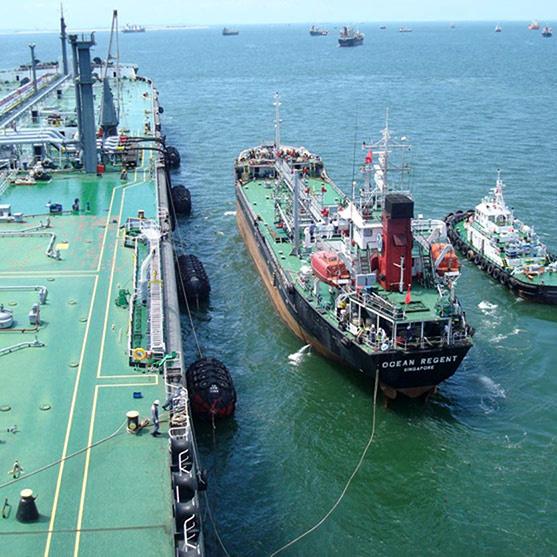 راهکار جایگزین حملونقل دریایی برای تامین سوخت کم سولفور