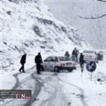 گزارش تصویری / بارش برف در گیلان