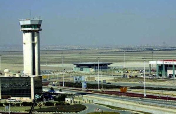 اجرای تمرین عملیات برفروبی فرودگاهی ایران در شهر فرودگاهی امام