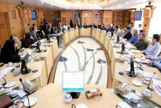 گزارش تصویری / هفتاد و ششمین جلسه کمیسیون ایمنی راه ها با حضور وزیر راه و شهرسازی