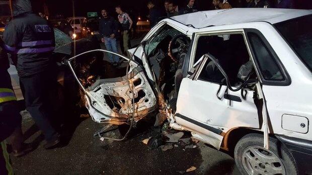 کاهش ۴۰ درصدی سوانح و تلفات جاده ای در ایلام