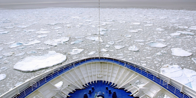Iceland highlights four priorities for sustainable Arctic environment