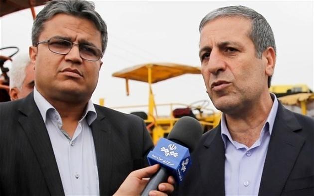 مسیر پرتردد جم – فیروزآباد ایمن میشود