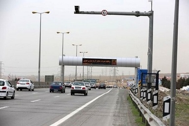 سرعت خودروها در جادههای زنجان ۶ کیلومتر بیشتر از میانگین کشوری است