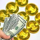 قیمت سکه و ارز افزایش یافت