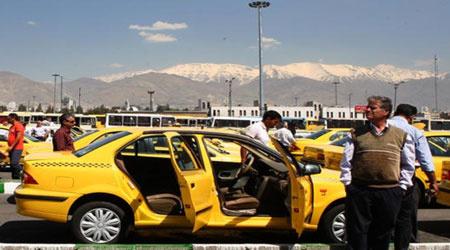 افزایش 23درصدی کرایه تاکسی در تهران