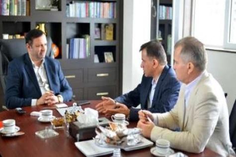 نخستین شعبه بانک روسیه در منطقه آزاد انزلی افتتاح می شود