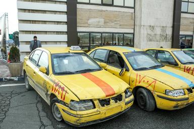۱۷ هزار تاکسی فرسوده پایتخت در صف وام ۷۰ میلیونی نوسازی