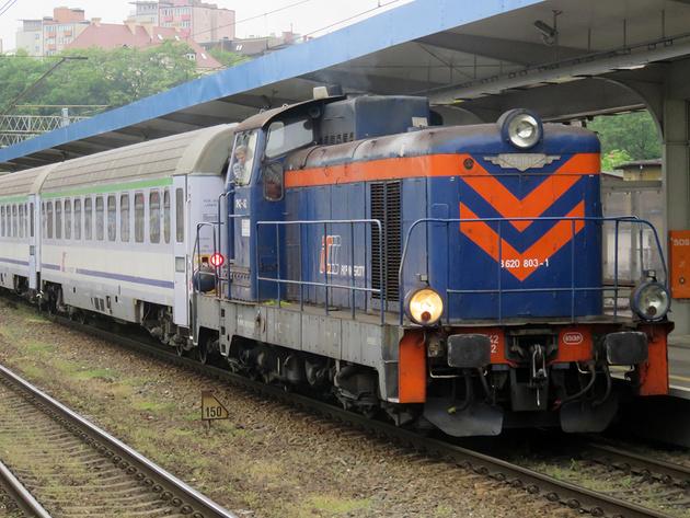 Newag to rebuild PKP IC locomotives