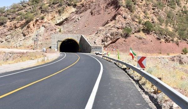 روکش آسفالت 16 کیلومتر از راههای شهرستان کلات درخراسان رضوی