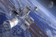 Aurora Station, the luxury space hotel slated to open by 2022