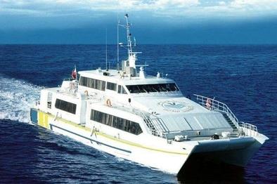 وضعیت نامشخص کشتی بوشهر-دوحه
