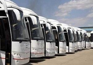 آمادگی ناوگان حمل و نقل سمنان برای جابهجایی زائران اربعین
