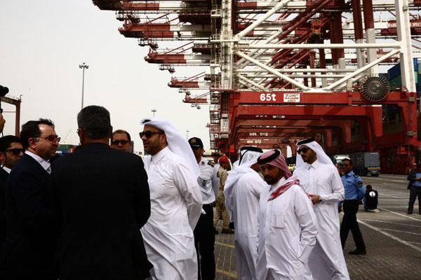 ۱۲ دستاورد استراتژیک؛ حاصل سفر هیأت عالیرتبه قطری به ایران
