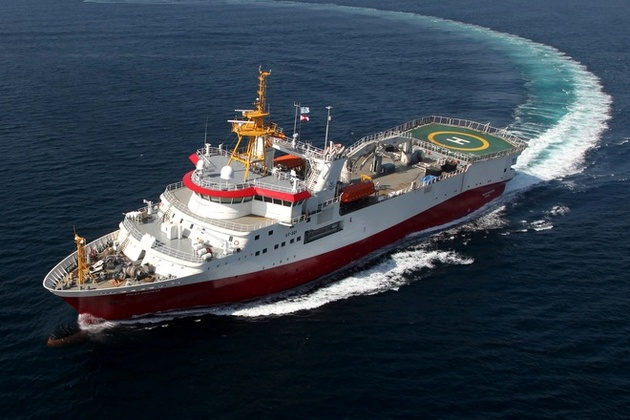 GC Rieber Shipping: Shearwater GeoServices awarded North Sea survey for Premier Oil