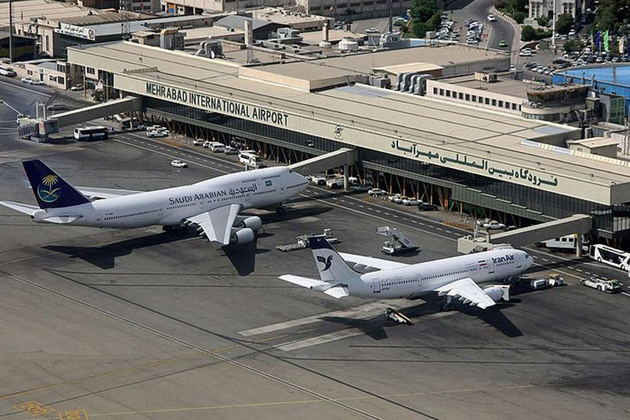 ۱۷۱۸ مراجعه به اورژانس فرودگاه مهرآباد در ایام نوروز