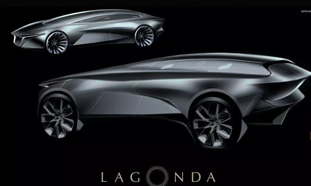 Aston Martin Confirms 2019 Production for Lagonda Electric SUV