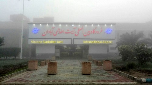 ابطال پروازهای فرودگاههای خوزستان به دلیل مه گرفتگی