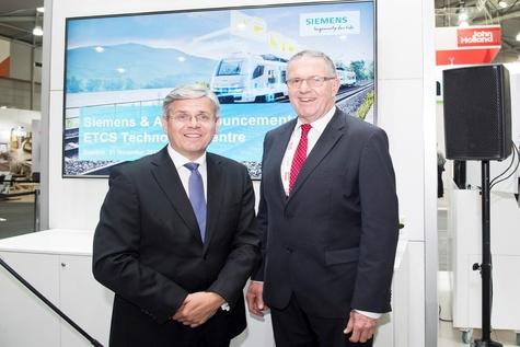 Siemens to develop Queensland ETCS hub