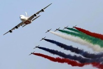 The flying stars of the 2017 Dubai Airshow