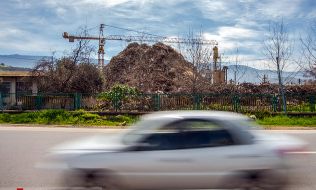 گلهمندی از وضعیت ظاهری جادههای مازندران