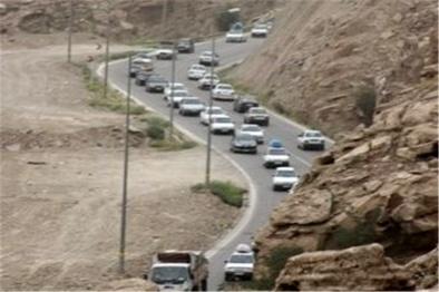 تردد بیش از ۱۹ میلیون وسیله نقلیه در محورهای استان مرکزی