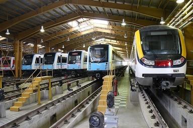 واگنهای جدید مترو تیرماه وارد خط میشوند