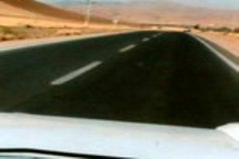 جاده سیل زده ایرانشهر - دلگان بازگشایی شد