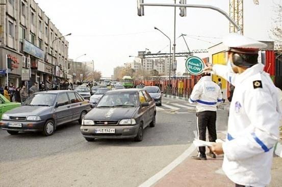 تغییر محدودیتهای ترافیکی ویژه در قم
